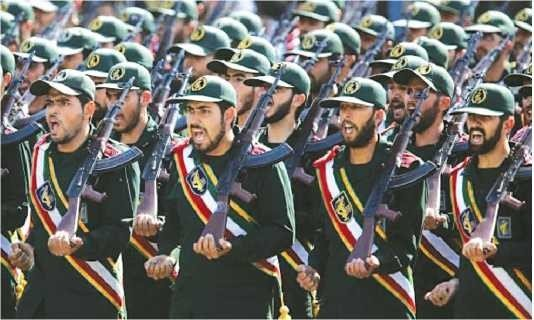 Iranian Revolutionary Guard Corps (IRGC)