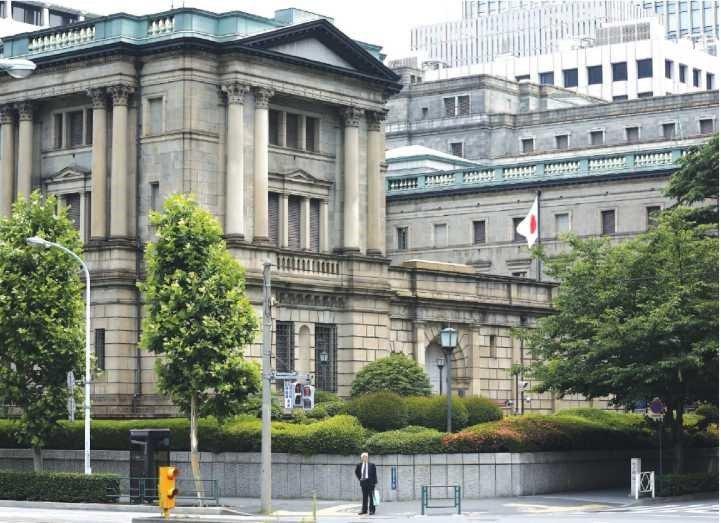 Τράπεζα της Ιαπωνίας
