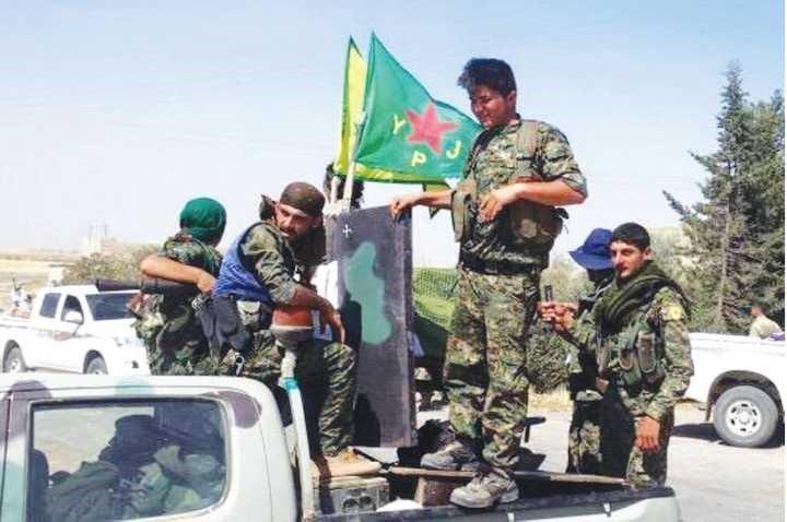 Ο κουρδικός «πόλεμος των πόλεων»