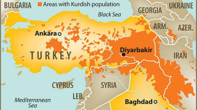 Κουρδιστάν πληθυσμός