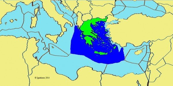 Ελλάδα, Ισραήλ, Αίγυπτος, Κύπρος