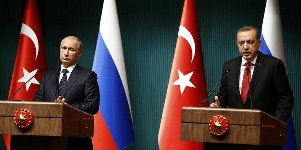 Ρωσία - Τουρκία