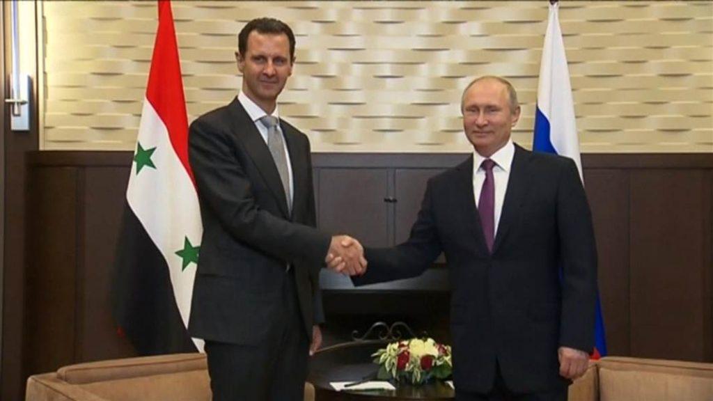 Ο ρόλος της Ρωσίας στη διαχείριση της κρίσης στη Συρία