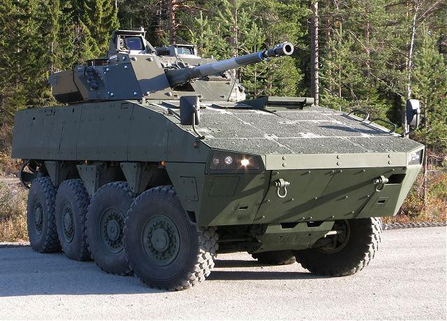 Τροχοφόρα τεθωρακισμένα οχήματα μάχης