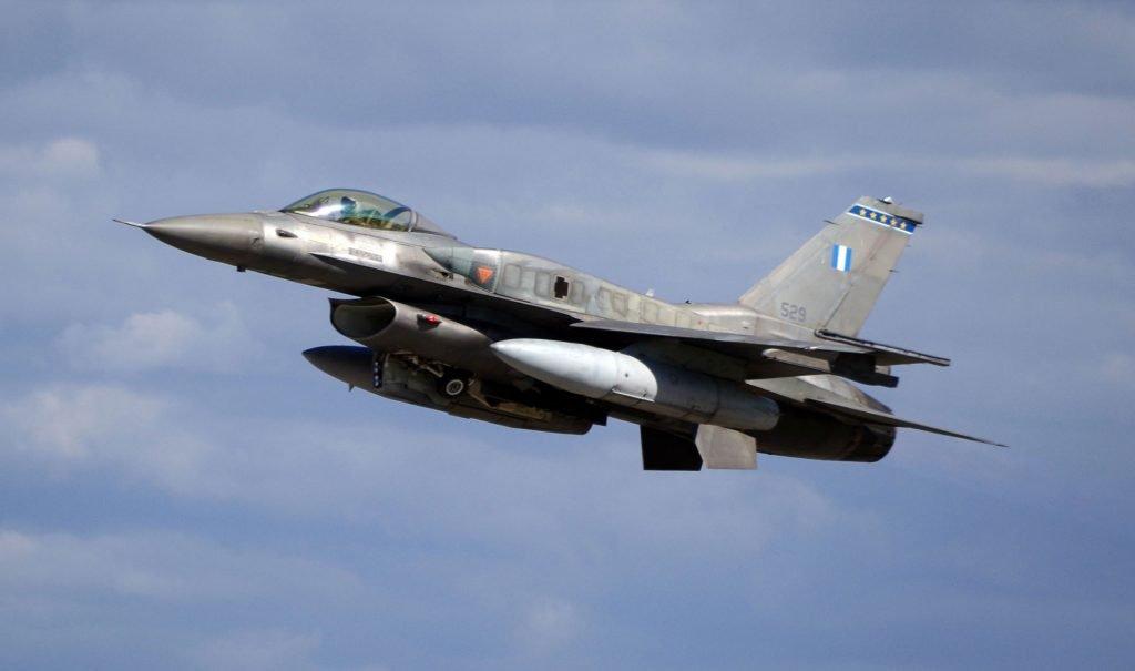 Εκσυγχρονισμός F-16