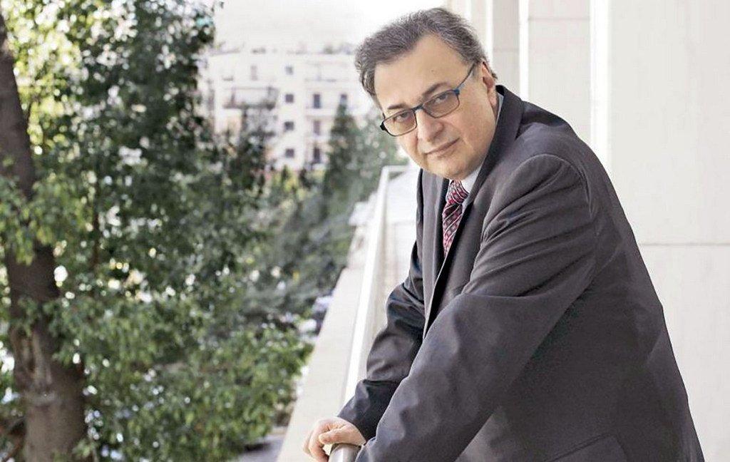 André Gerolymatos