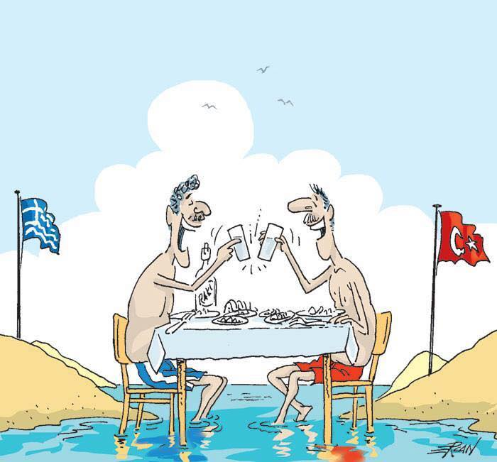 Ανησυχία για το νέο διάλογο με την Τουρκία
