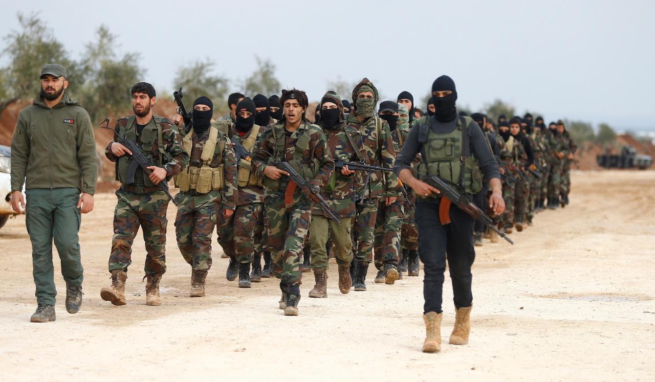 Ελεύθερος Συριακός Στρατός (FSA)