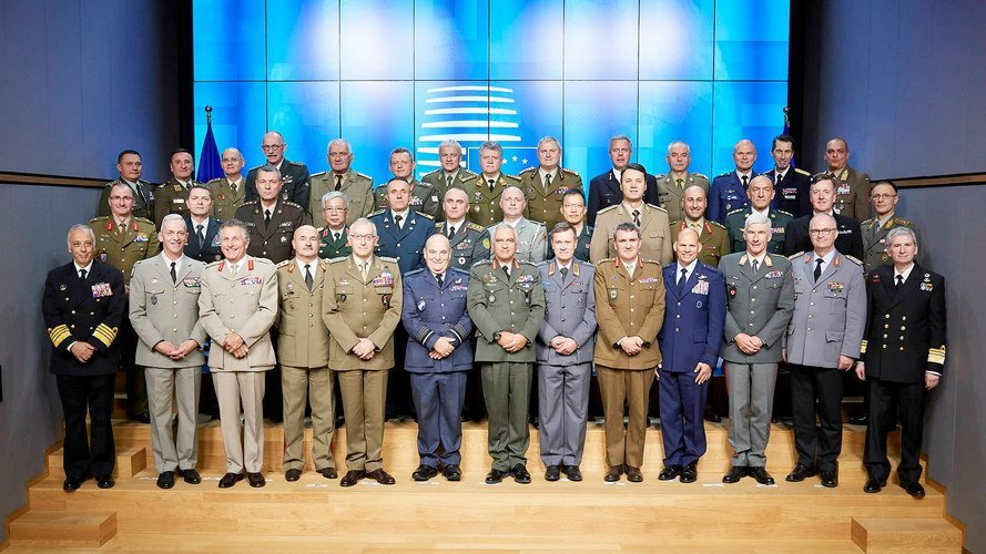European Union Military Committee-EUMC