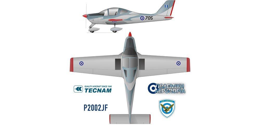 Tecnam-P2002JF