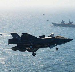 Τρεις επιτυχίες για το F-35