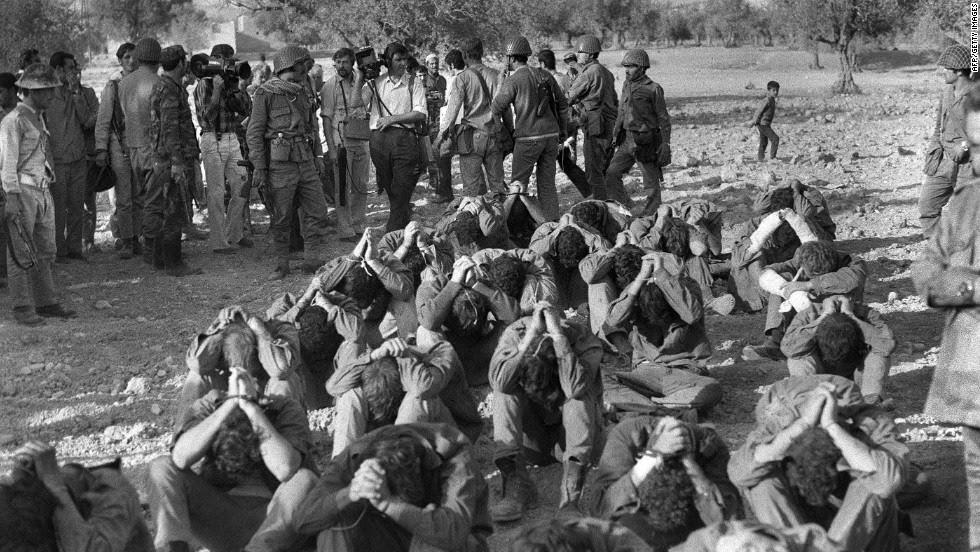 O πόλεμος του Γιομ Κιπούρ Αραβική «νίκη», ισραηλινός θρίαμβος