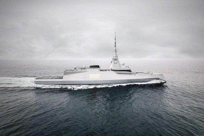 Belharra frigate