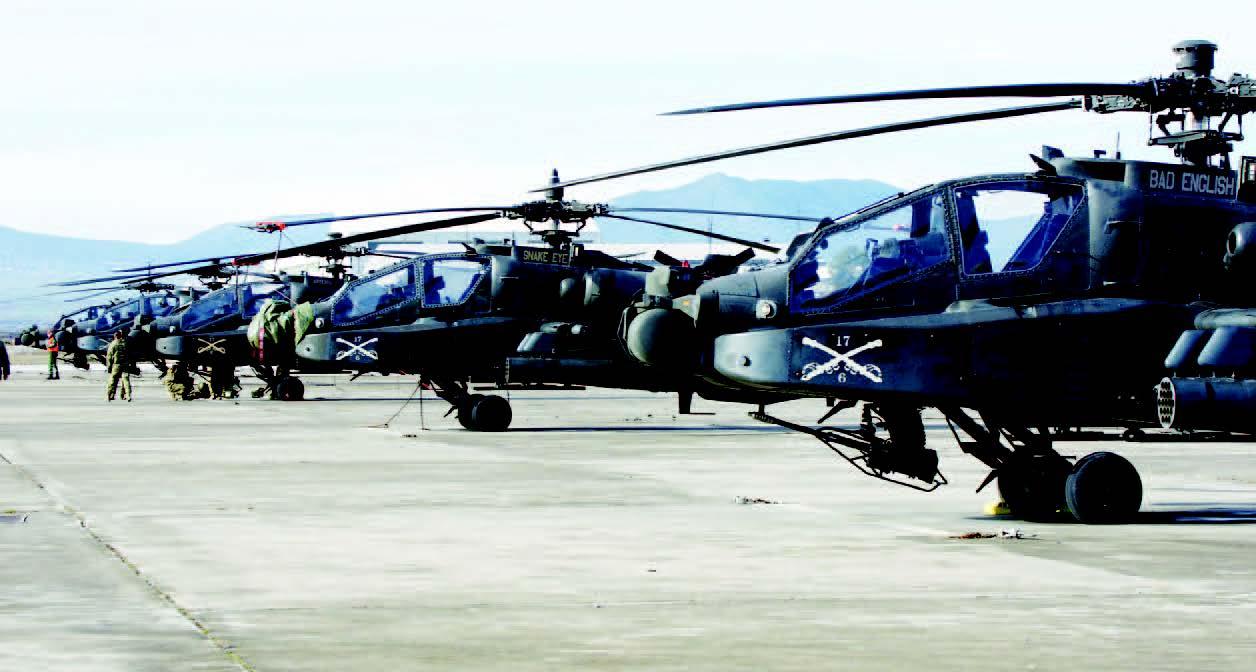 6-17 Attack Reckon Squadron, 4th CAB