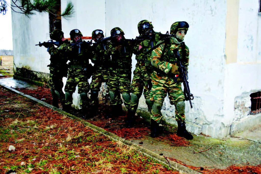 Ασκήσεις του Στρατού
