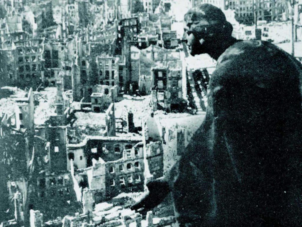 DRESDEN: η καταστροφή μιας πόλης
