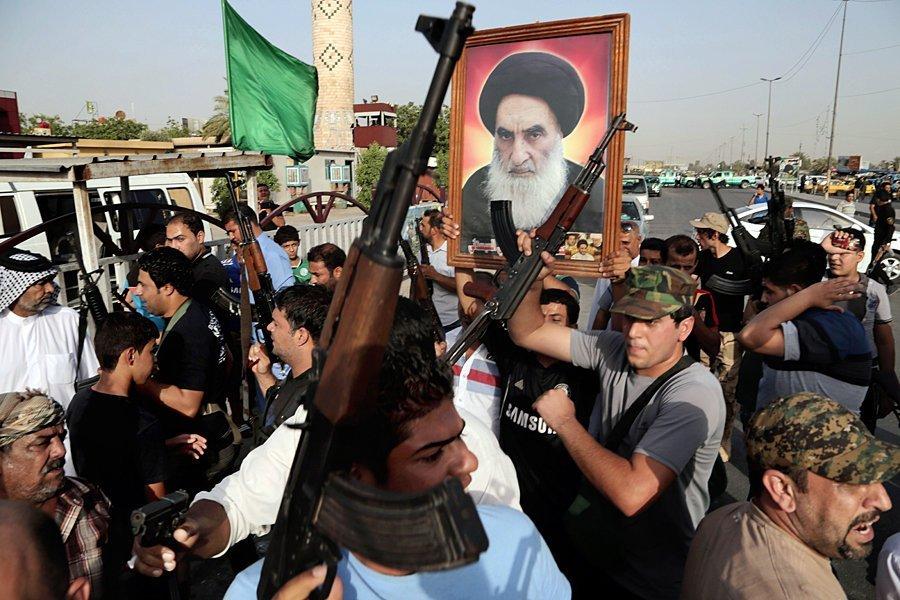 Πρακτικές μαφίας από τις ιρακινές σιϊτικές πολιτοφυλακές