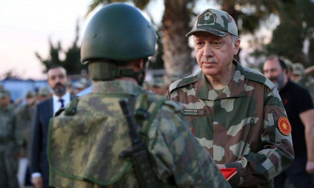 Προς μετωπική σύγκρουση στο Κουρδικό