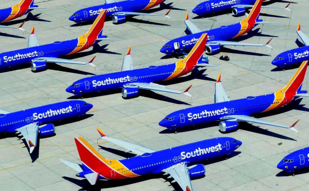 H Boeing και ο κλάδος των αερομεταφορών μετά τα δύο αεροπορικά δυστυχήματα
