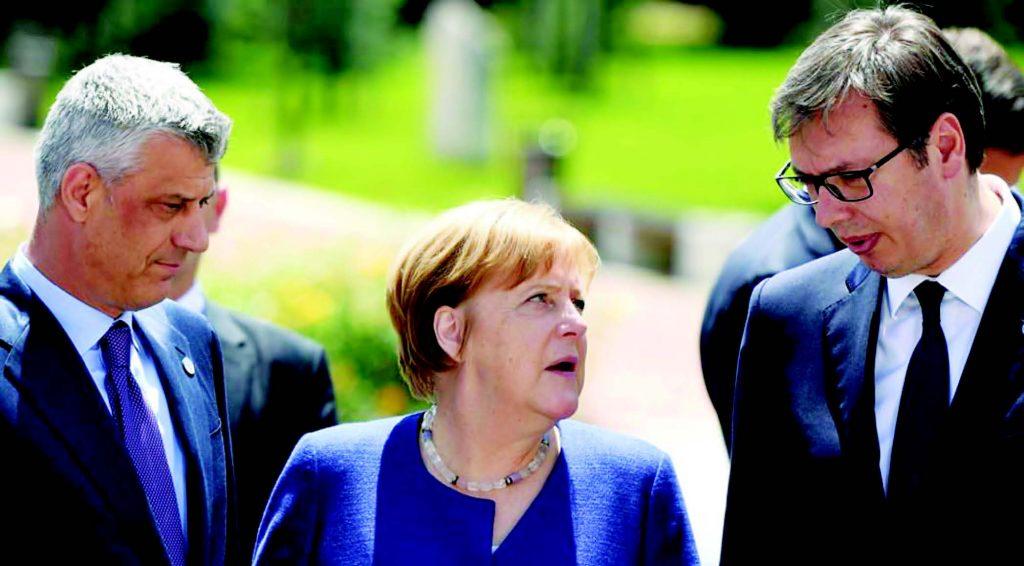 Ο ρόλος του Βερολίνου στην αναδιάταξη ισορροπιών