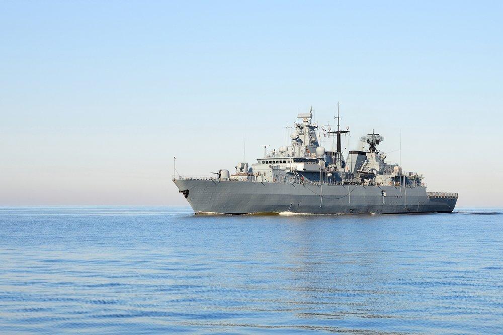 Εμφάνιση αμερικανικό πολεμικού στη Νότια Σινική Θάλασσα