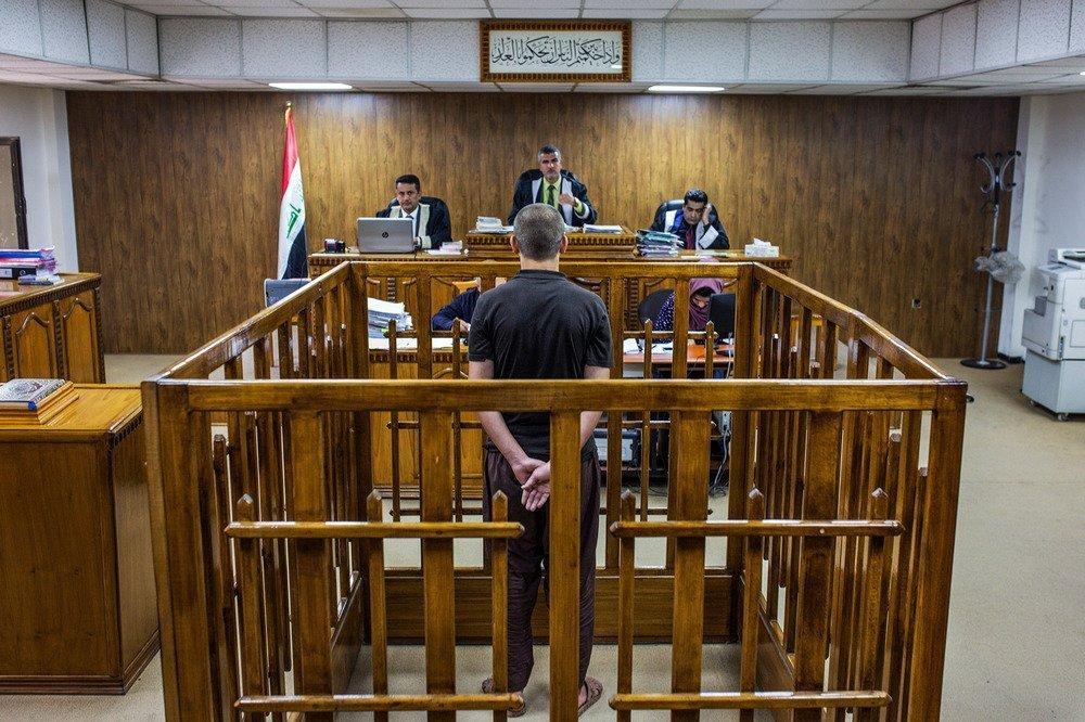 Γάλλοι ισλαμιστές καταδικάστηκαν σε θάνατο στο Ιράκ