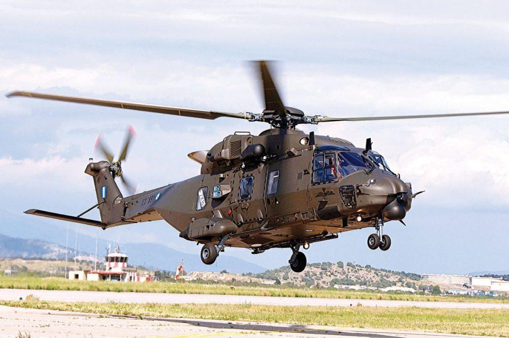 Ελικόπτερο ΝΗ90