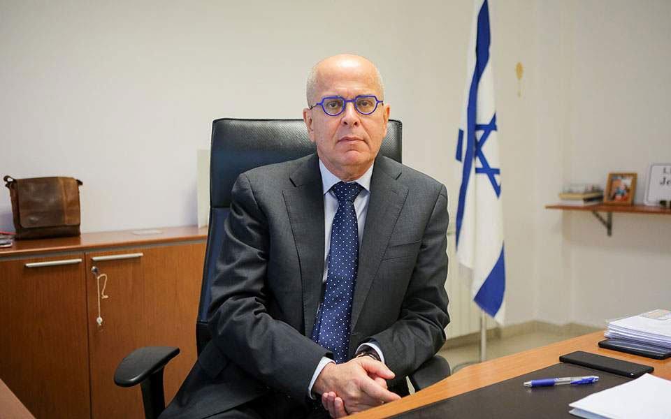 Οι Ελληνικές επαφές με Άραβες και Ισραήλ