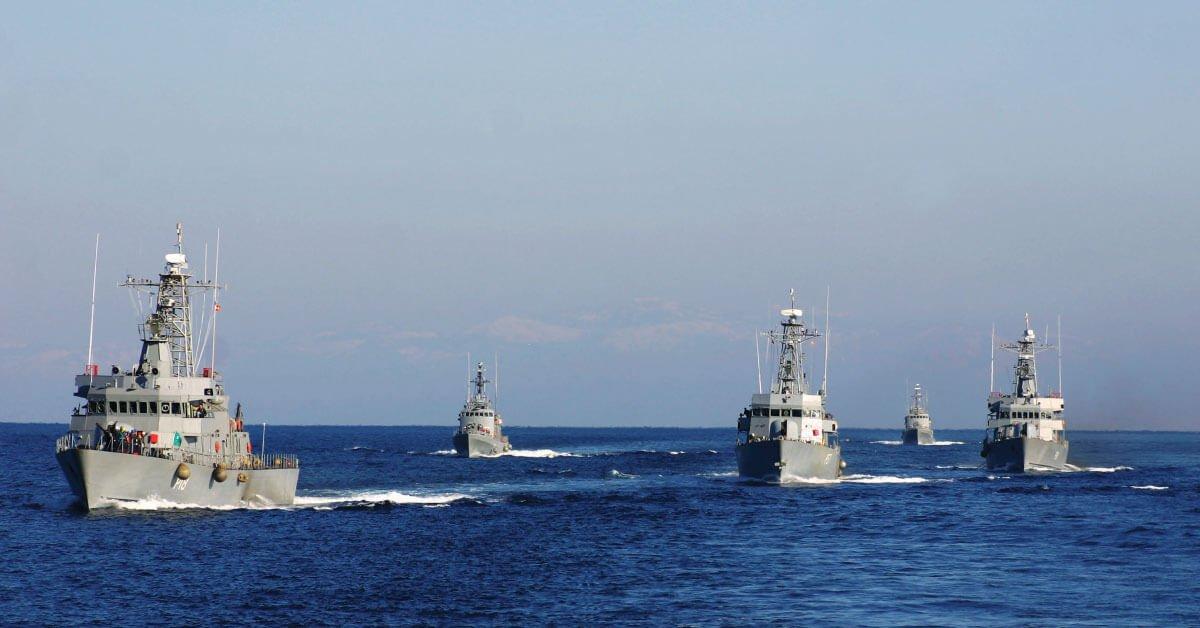 Πλοία επιτήρησης: οι Φρουροί του Αιγαίου