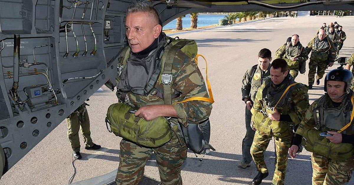 """""""Κωνσταντίνος Φλώρος, η πορεία του αρχηγού ΓΕΕΘΑ και η δύσκολη αποστολή του"""""""