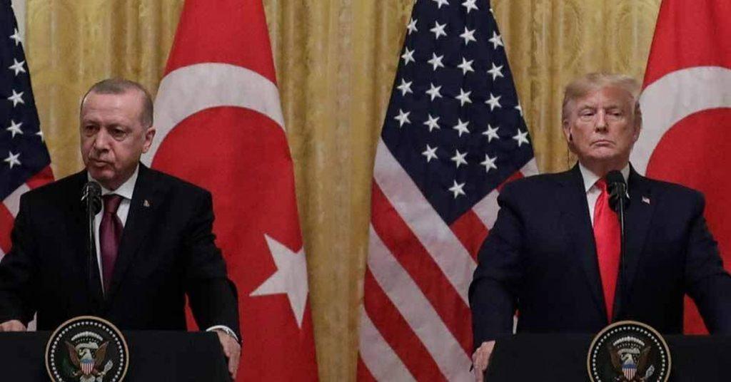 Αποψη: Η πολιτική των ΗΠΑ και ο Ερντογάν