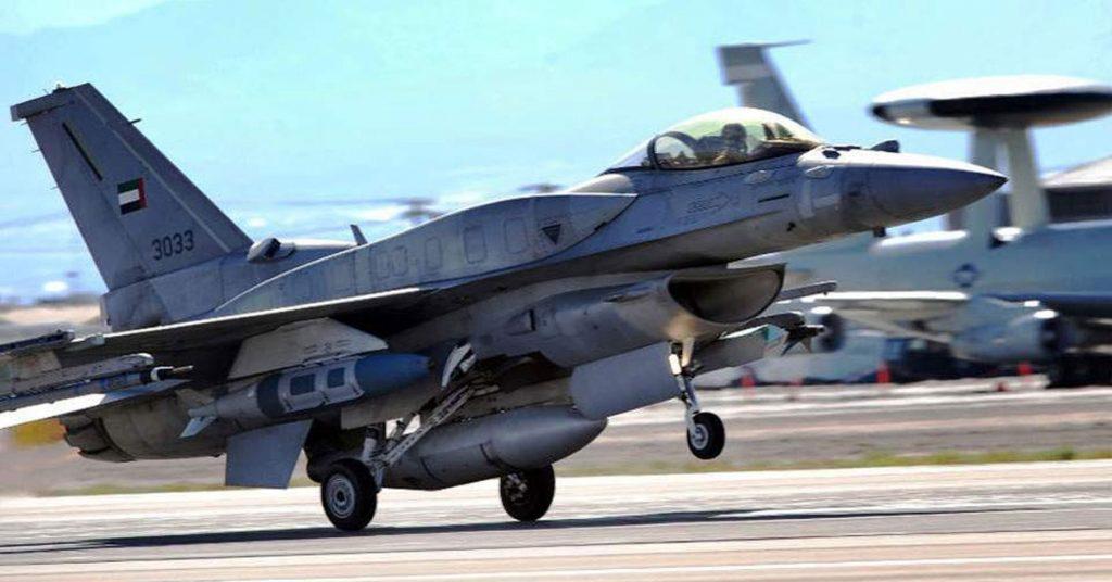 Στη Σούδα F-16 των ΗΑΕ – Νέο διπλωματικό μήνυμα για την Ανατ. Μεσόγειο