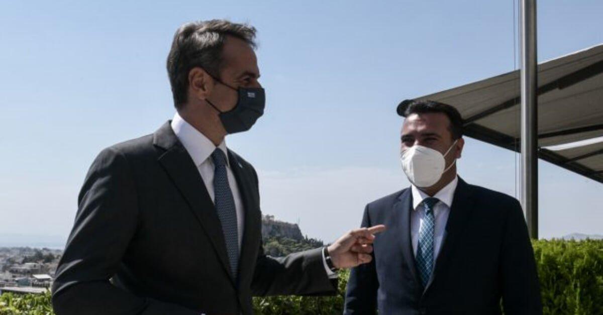 Σκόπια: αλλού όμως είναι το πρόβλημα!