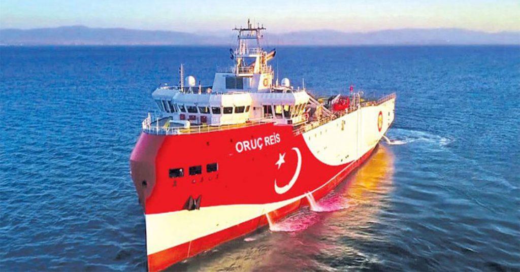 Τι μηνύματα στέλνει η Τουρκία μέσω του Ορούτς Ρέις