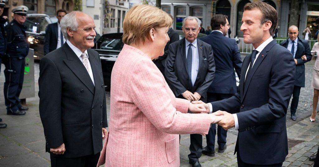 Διχασμένη η ΕΕ: Τα είπα-ξείπα περί στρατηγικής αυτονομίας, η εξάρτηση από τις ΗΠΑ και οι επιθέσεις στον Μακρόν