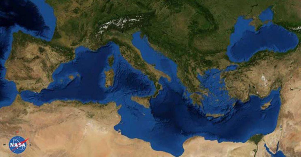 Η Μεσόγειος ως γεωπολιτικό φαινόμενο