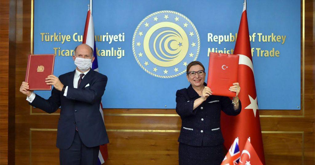 Το φλερτ Μεγάλης Βρετανίας-Τουρκίας ως πηγή ανησυχίας για τη Δύση