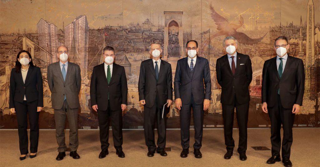Οι διερευνητικές ως… εφαλτήριο της τουρκικής επαναπροσέγγισης με την Ευρώπη