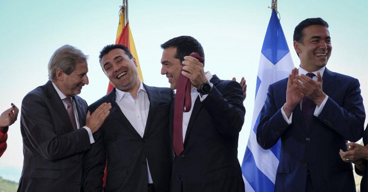 Η Ελλάδα απέναντι στο τρίγωνο των κρίσεων