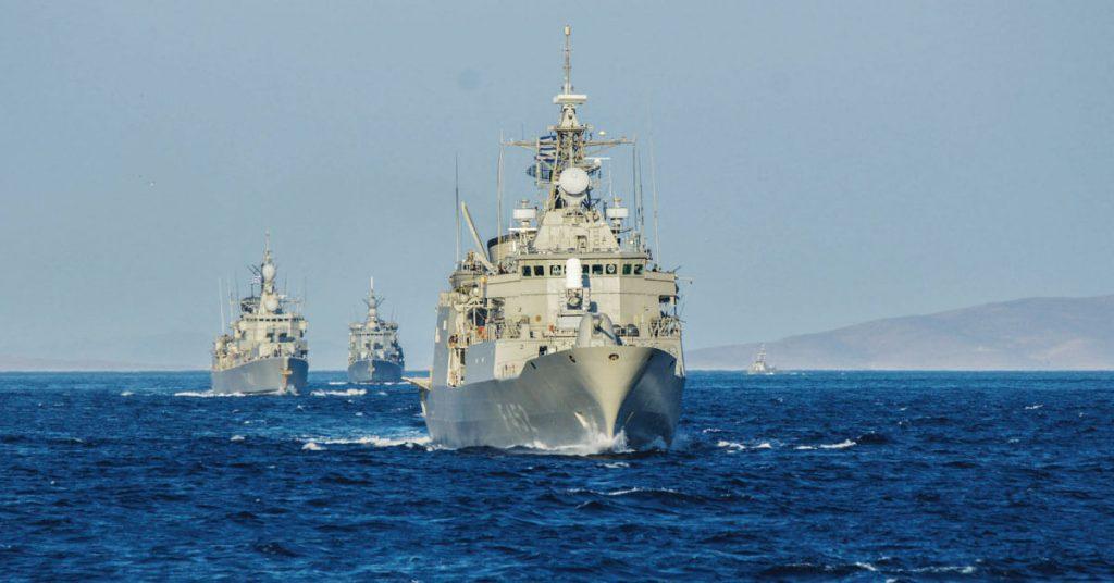 Το παρόν και το μέλλον του πολεμικού ναυτικού