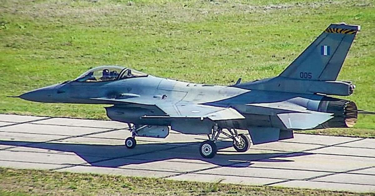 Οι άγνωστες πτυχές από το μεγάλο ταξίδι του F-16 Viper