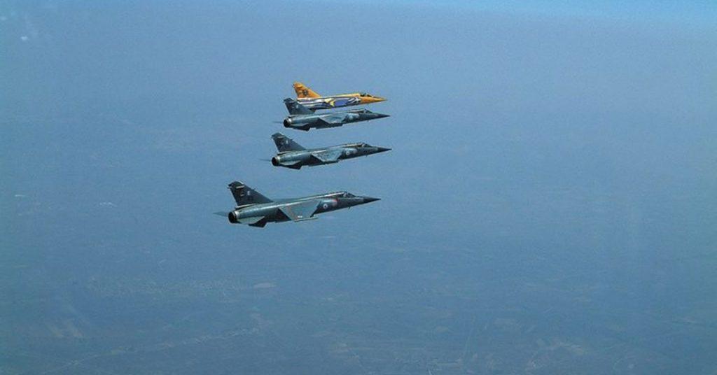 Ο πιλότος που έφερε το πρώτο Mirage στην Ελλάδα