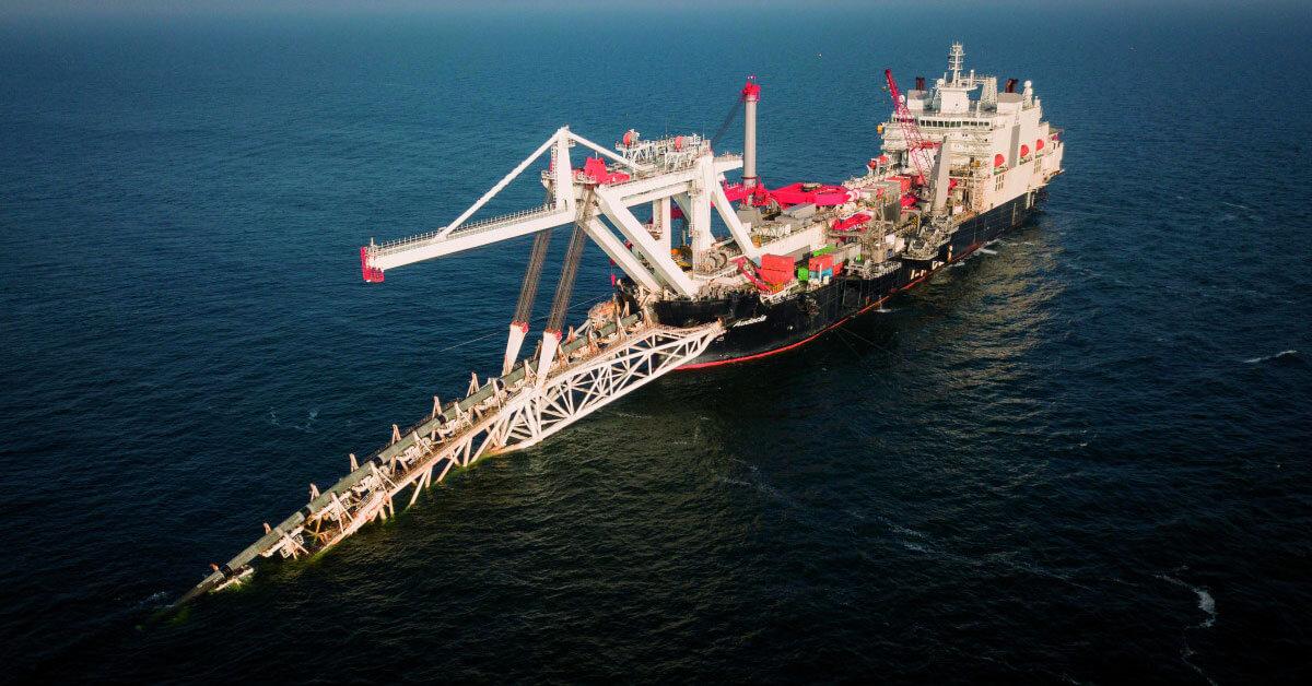 Nord Stream 2: Ρωσία και Γερμανία εξουδετερώνουν την ενεργειακή ασφάλεια της Ε.Ε.