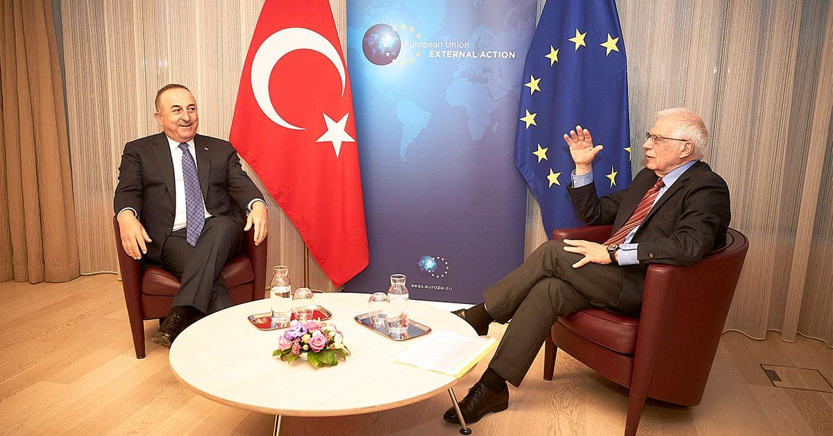 Έκθεση Μπορέλ: «πρόβλημα» για την ΕΕ η Τουρκία αλλά ας της δώσουμε χρόνο…