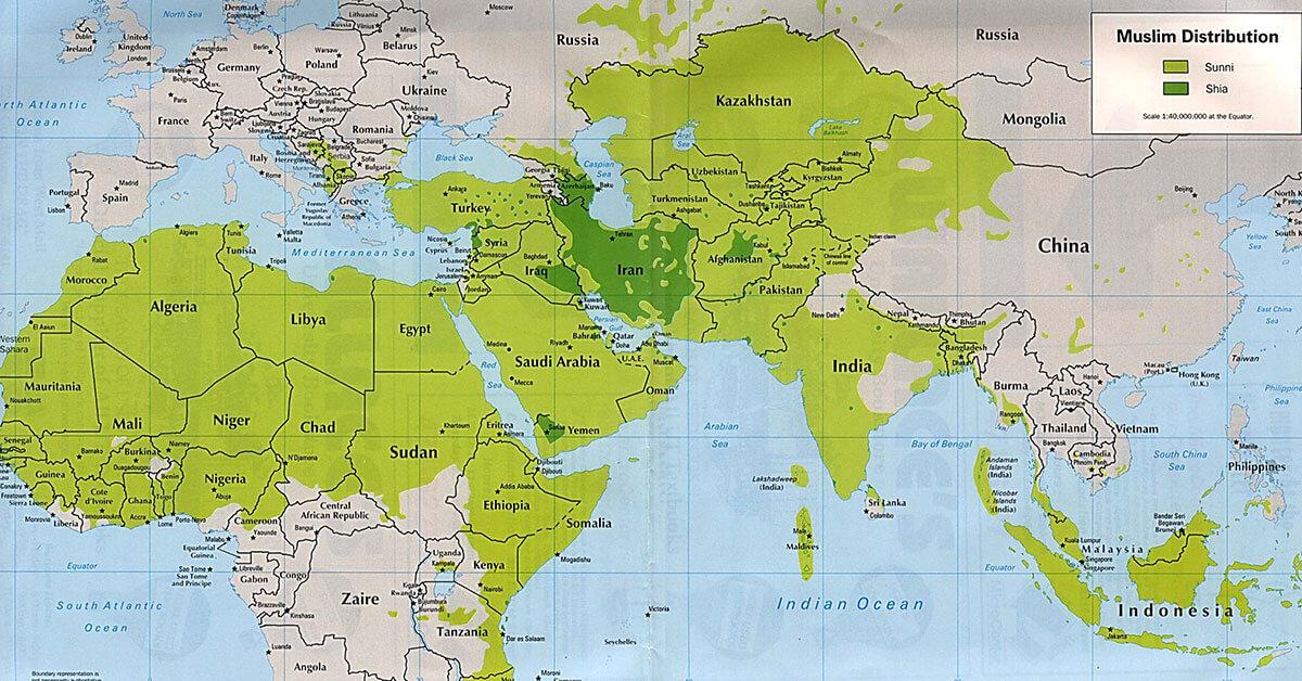 Η ενδοϊσλαμική αντιπαράθεση Σουνιτών και Σϊιτών