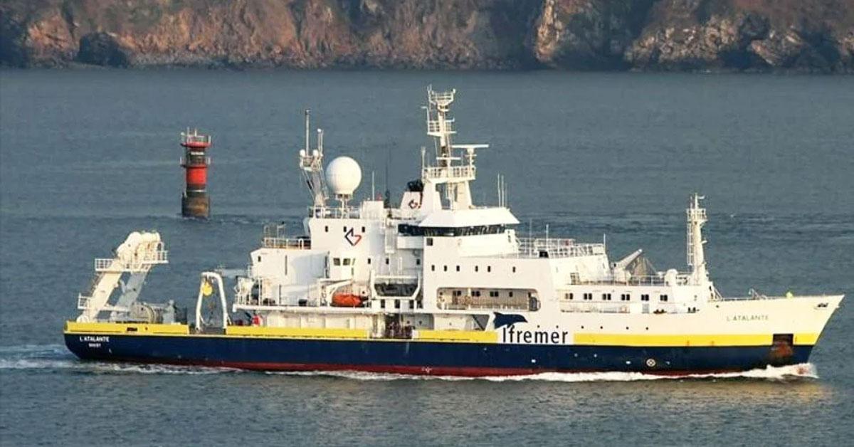 Τουρκία: Το παρασκήνιο με το ωκεανογραφικό πλοίο «L'Atalante»
