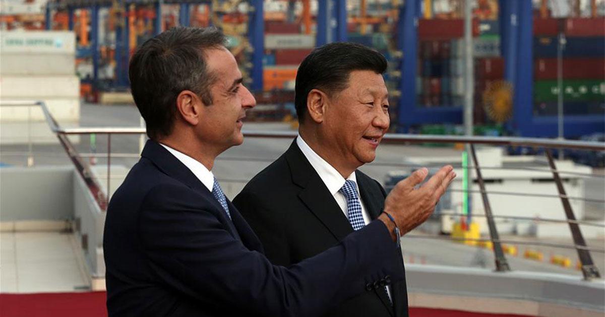 Η στροφή Μητσοτάκη (για την Κίνα) …καρατομεί πρέσβη!