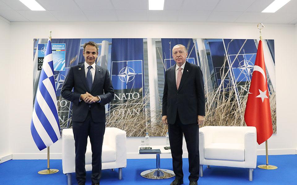 Σύγκρουση με όρους Τουρκίας, συνεργασία με όρους Ελλάδος