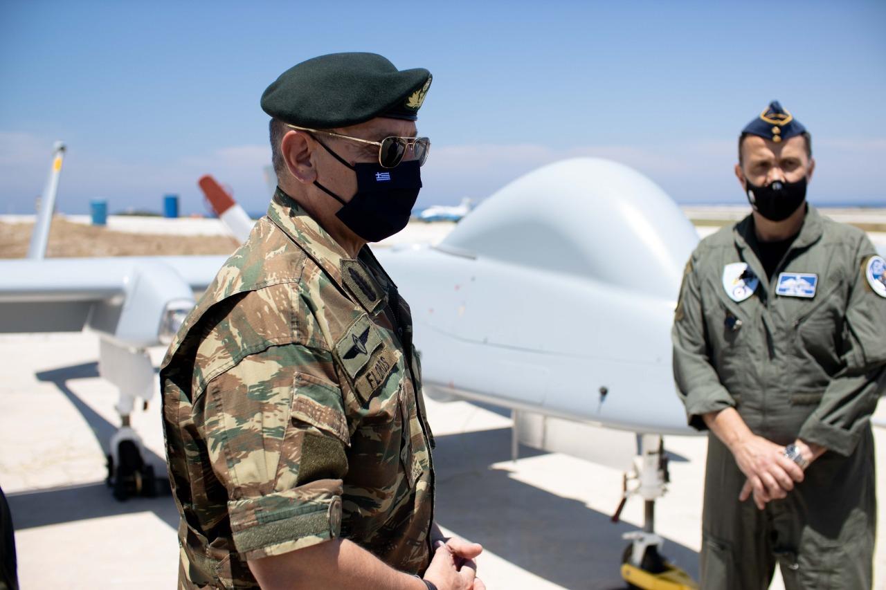 Ο κομβικός ρόλος της Σκύρου και τα Ισραηλινά UAV που επιχειρούν από την καρδιά του Αιγαίου