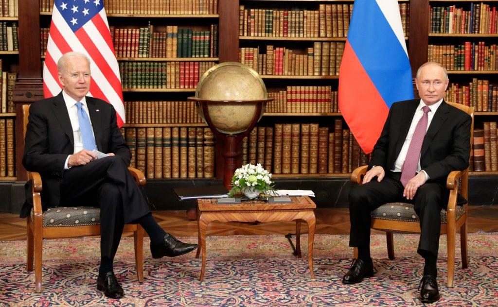 Μπάιντεν – Πούτιν: «Εποικοδομητικές» οι συνομιλίες στη Γενεύη – Οι πρέσβεις επιστρέφουν – Τα αγκάθια παραμένουν